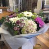 Bouquet of Flowers for our seamstress